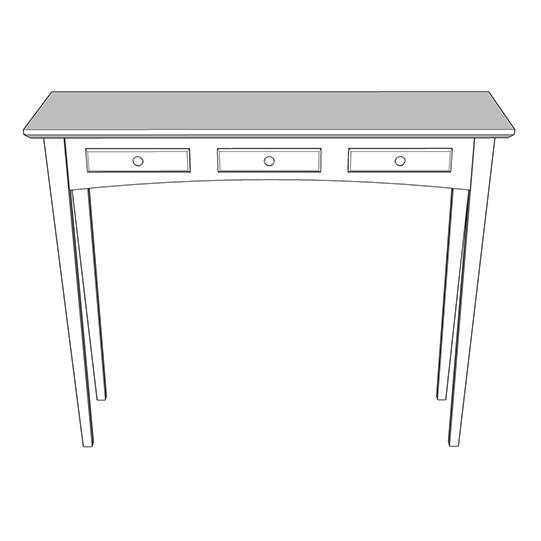 sketchup-table